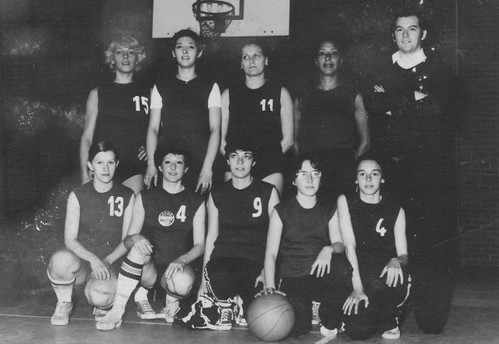 Polisportiva Collegno I divisione femminile 77-78