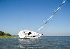 Time Out (TofteTom) Tags: gulfofmexico shipwreck kayaking cedarkey naturecoast