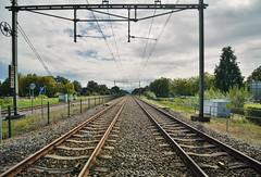 Railway-station Haren (Gert Brink) Tags: station nikon railway tokina groningen hdr trein haren wideangel d7100