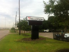 """Tellepsen LED Sign <a style=""""margin-left:10px; font-size:0.8em;"""" href=""""http://www.flickr.com/photos/69723857@N07/14836630315/"""" target=""""_blank"""">@flickr</a>"""