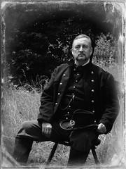 """U.S. Army Engineer - 1864"" (photo_secessionist) Tags: portrait selfportrait postprocessed history civilwar 150thanniversary 18611865 fakevintage pentaxart"
