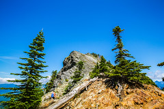 McClellan's Butte Summit (KPortin) Tags: trees rocky summit scramble mcclellansbutte
