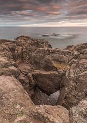 Hole In The Rocks (TofteTom) Tags: minnesota greatlakes northshore lakesuperior temperanceriverstatepark temperanceriver