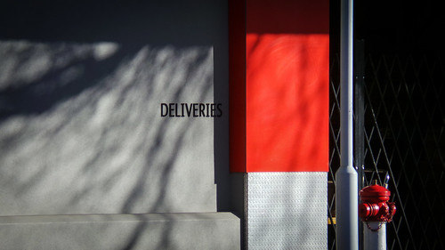 Shadowy Deliveries