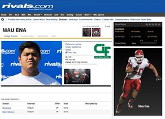 Mau Ena - 2015 Rivals DT Prospect (Mau Ena) Tags: california school college sports one 1 yahoo football video high team ut san university 1st top union award diego highlights class southern elite vista panthers division ncaa panther defense section prospect tackle mau rivals tribune ena recruiting recruit 2014 preseason cif 2015 rivalscom allleague allsan calhisports utpreps
