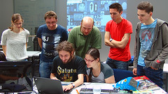 "KOM Game Jam ""Ludum Dare"" August 2014"