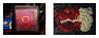 """27.8.2014: Hundertwasser """"The straight line is godless and immoral"""" """"Die gerade Linie ist gottlos und unmoralisch"""" / Dyeing Wool Baumwolle färben for Weaving """"Phantom Pain of the Felled tree"""" """"nach dem Frühlingsmassaker beim Narrenturm"""" (hedbavny) Tags: vienna red white black color tree rot art wool museum circle bag studio rouge austria sketch pain kunst linie diary natur magenta tint sketchbook line cotton weaver dyeing farbe weave tagebuch baum schwarz weber tapestry hundertwasser atelier kreis hundertwasserhaus tasche procrustes baumwolle wolle narrenturm werkstatt tapisserie purpur weis purble skizze dunkelbunt gefällt arbeitsraum kunsthauswien stowasser friedensreichhundertwasser weben museumsshop skizzenbuch redrosso färben naturfarben phantomschmerz hundertwassermuseum prokrustesbett prokrustes museumhundertwasser teppichweber fantomschmerz"""