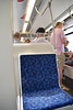 Fat Blue Seat (SteveC123!) Tags: new day ttc outlook launch aug spadina streetcar 510 31 bombardier 4400 flexity