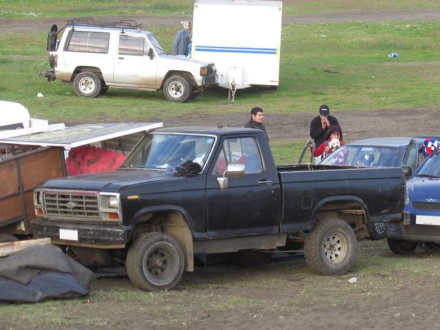 ford pickup f150 1984 camionetas fordf150 fseries