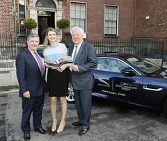 Kieran Harnett (Irish Champions Weekend) Tags: ireland irish restaurant weekend patrick launch champions icw guilbaud