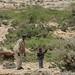 Somaliland Police Guard & Son