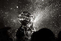 Burning love turned to be just fireworks (O9k) Tags: festival dragon fireworks sony folklore catalonia catalunya sitges drac festamajor 2014 foc alpha7 industar61 santbartomeu russianlens sovietlens mirrorless