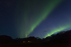 August 22nd in Faskrudsfjordur (*Jonina*) Tags: longexposure sky night iceland sland northernlights auroraborealis ntt himinn 5000views norurljs 50faves 4000views 6000views 7000views 25faves fskrsfjrur faskrudsfjordur jnnagurnskarsdttir august22nd2014