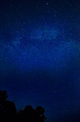 My First Attempt of The Milky Way (In Explore) (Rackelh) Tags: night stars milkyway