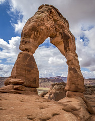 Delicate Arch (Eric Gofreed) Tags: landscape utah moab archesnationalpark delicatearch