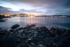 On the Rocks (Kalden.D) Tags: beach newfoundland rocks long exposure shore