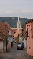Small street (Dan Chirita) Tags: medieval german sachsen romania sighisoara fortress cetate