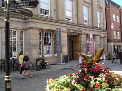 "Exterior of Shrewsbury Museum & Art Gallery • <a style=""font-size:0.8em;"" href=""http://www.flickr.com/photos/114658378@N03/15099678088/"" target=""_blank"">View on Flickr</a>"