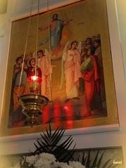 4. Первое богослужение в с.Никольское