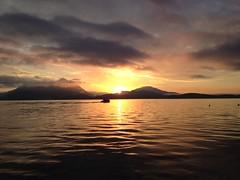 Alba sul Lago Maggiore 1