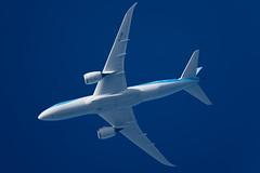 Thomson Airways Boeing 787-800 G-TUIF (Thames Air) Tags: thomson airways boeing 787800 gtuif contrails telescope dobsonian overhead vapour trail