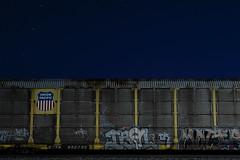 Train (billy.b) Tags: arizona usa night train stars la posada starry winslow d700