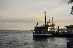 DSC_0989 (DenizYangın) Tags: sea turkey ship türkiye wave istanbul deniz bosphorus gemi dalga beşiktaş istanbulstrait nikond5200