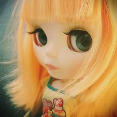#blythe #simply #mango #doll