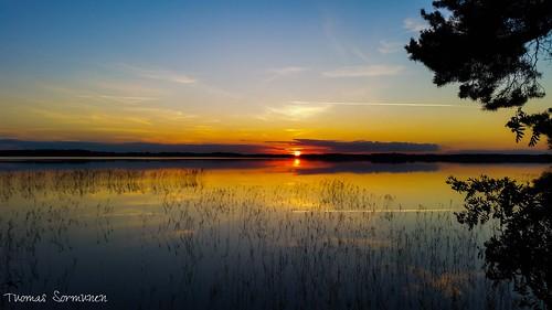 Finnish sunset