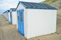 Strandhuisjes De Koog (2014) (l-vandervegt) Tags: holland netherlands nederland texel noordholland niederlande 2014 dekoog beachcabins strandhuisjes