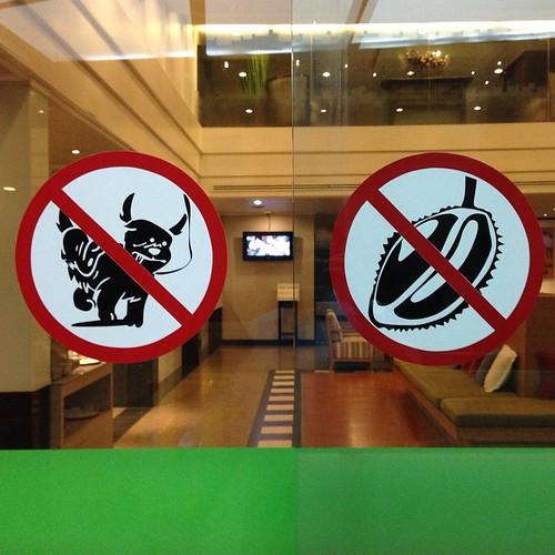 Thai hotel symbols