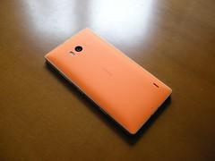 Nokia Lumia 930 (Tecno-Mania) Tags: orange nokia naranja 930 lumia