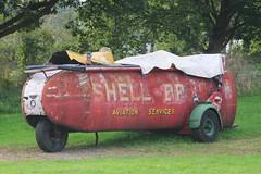 144 TB Mobile Refuelling Tender Mk.III (1937) (Ken Lipscombe <> Photography) Tags: mobile museum surrey tender tb weybridge 1937 brooklands 144 mkiii refuelling