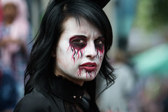 birmingham zombie walk 2014 (fat-freddies-cat 3 million views) Tags: birmingham zombie freeradio birminghamuk birminghamxombiewalk2014