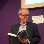 Martin Amis reads at the Edinburgh International Book Festival