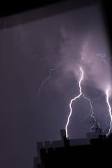 Tormenta elctrica en Salou (Joaquim F. P.) Tags: espaa naturaleza storm nature spain mediterranean natura tormenta catalunya fotografia rayo catalua tarragona salou meteo espanya meteorologa jfp costadorada costadaurada goldencoast elctrica mediterraneangoldencoast