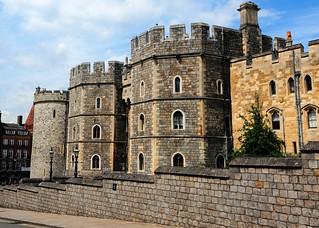 Windsor Castle, King Henry VIII Gate.