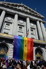 Supreme Court Ruling Celebration (vision63) Tags: sanfrancisco california gay love freedom justice day great pride lgbt bayarea ruling scotus dsc3159