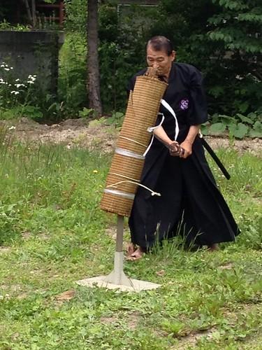 Visiting Ikubo Motomu Sensei