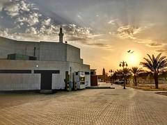 (7a91d07a20414c8d04888dcc30559d78) Tags: sunset iphone7plus 2017 مسجدابنعثيمين المملكةالعربيةالسعودية مدينةالشيخالعثيمين unejza عنيزة