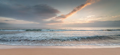 Experience, feel, live. (Martin Snicer Photography) Tags: ocean sea australia nature light wideangle canon 1018mm beach beautiful picturesque sky photographer martinsnicer experiencefeellive