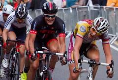 Enjoying The Race? (McTumshie) Tags: england london bicycle race cycling unitedkingdom canarywharf pearlizumitourseries 5june2014