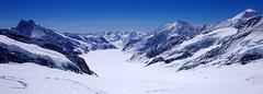 Days when you can see forever (Konkordiaplatz from the Jungfraujoch) (armxesde) Tags: snow mountains alps ice schweiz switzerland pentax glacier concordia alpen gletscher jungfraujoch interlaken k5 aletsch aletschgletscher konkordiaplatz