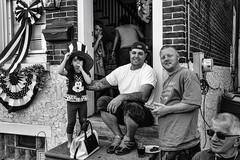 Bridesburg, Philadelphia - 2014 (Alan Barr) Tags: street people blackandwhite bw philadelphia monochrome mono blackwhite sony streetphotography sp streetphoto 2014 bridesburg nex7