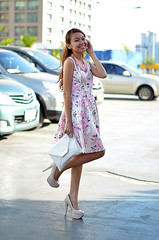 Trice Nagusara La Petite 5 (Trice Nagusara) Tags: pink white floral fashion beige dress formal style blogger styles petite semiformal petites lapetite floralprints dorothyperkins smartcasual smaccessories fashionblogger nudeheels tricenagusara