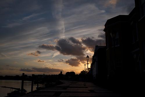 Lovely London sunset ©  Still ePsiLoN