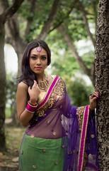 Rishi (jim0n) Tags: 50mm takumar f14 indian sony traditional saree smc lengha a55