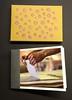 20140627 An workshop boekbinden Elbum met gestempeld foedraal (3) (Decoratie Coudenys - a Lut of stamps (Lut)) Tags: stamping boekbinden stampotique elbum alutofstamps foedraal antaveirne