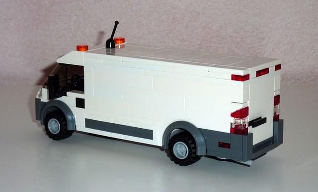 city lego fiat dodge ram 2014 promaster ducato