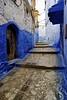 Chefchaouen (clémence·Liu ) Tags: africa city blue nikon morocco chefchaoun nikond800